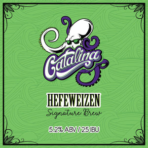 Catalina Hefeweizen - American Wheat