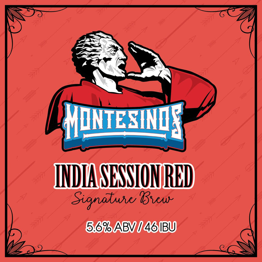 Montesinos - Red IPA
