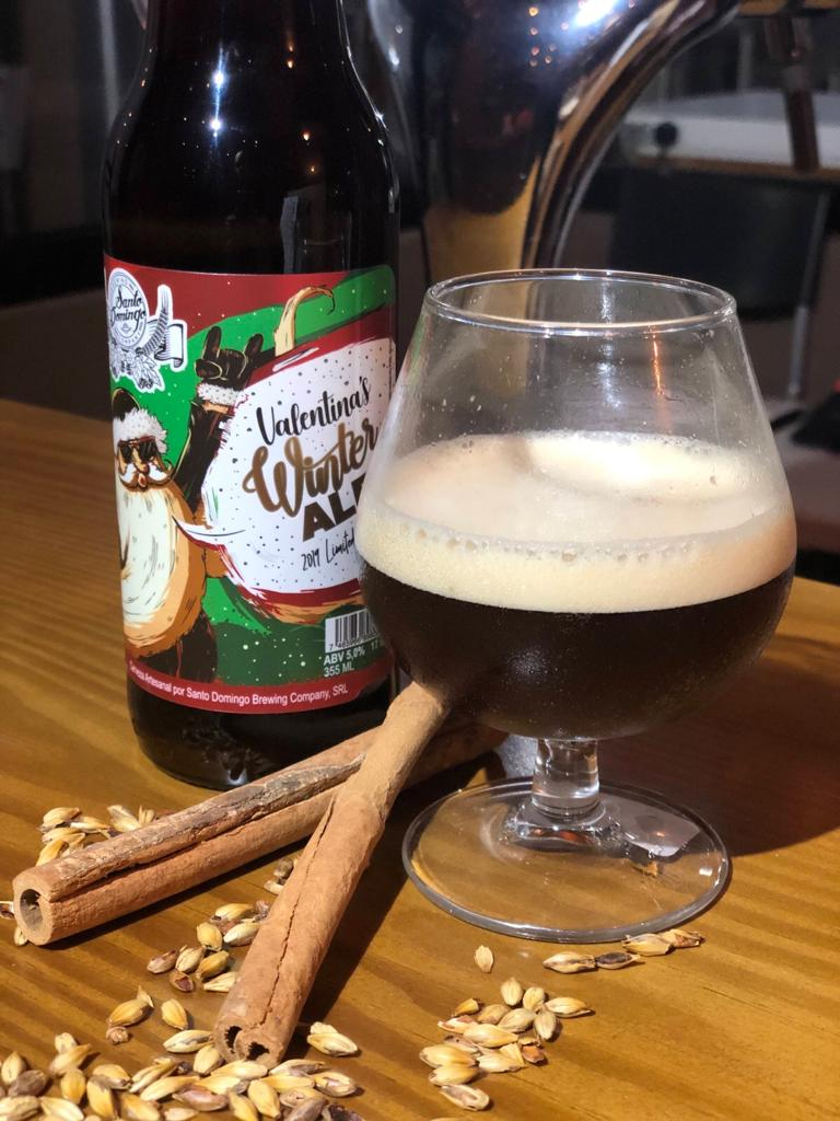 Valentina's Winter Ale