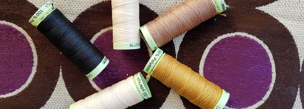 Gutermann threads are the best for your sewing machine