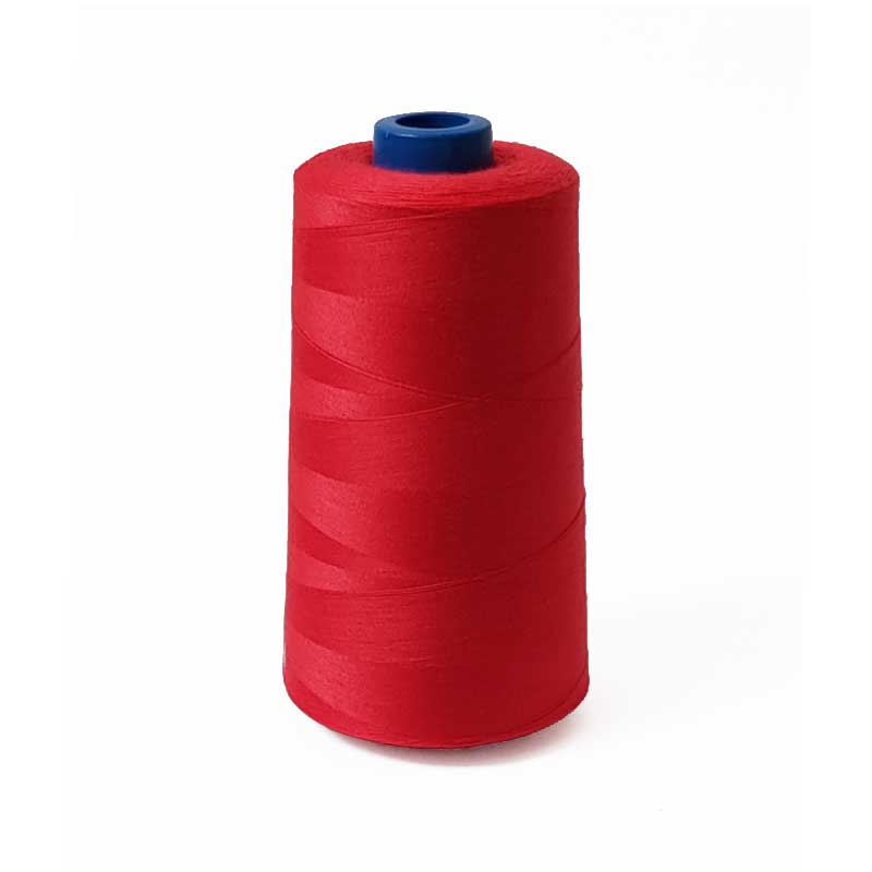 Top Quality Polyester Sewing/Overlocking Thread 40/2 - Scarlet 5000m