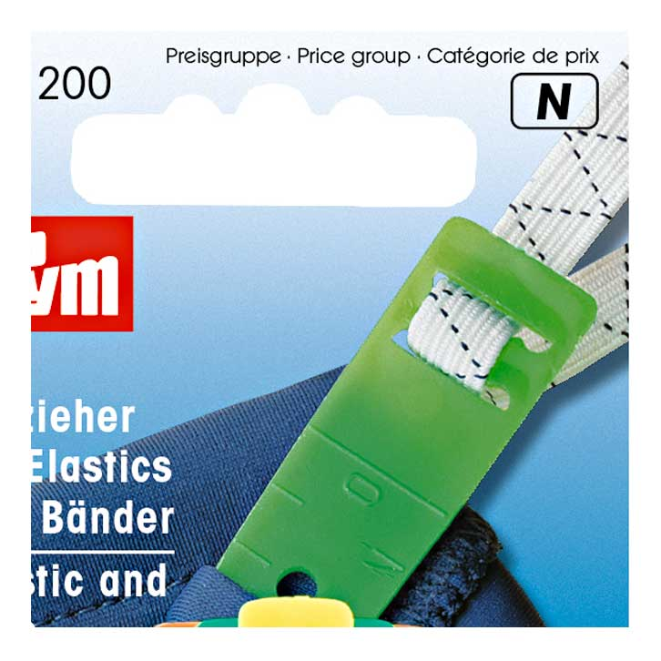 Prym Threaders for elastics and tapes