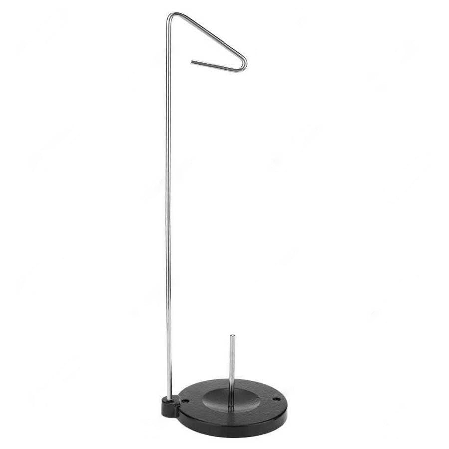 Thread Spool Stand with Metal Base