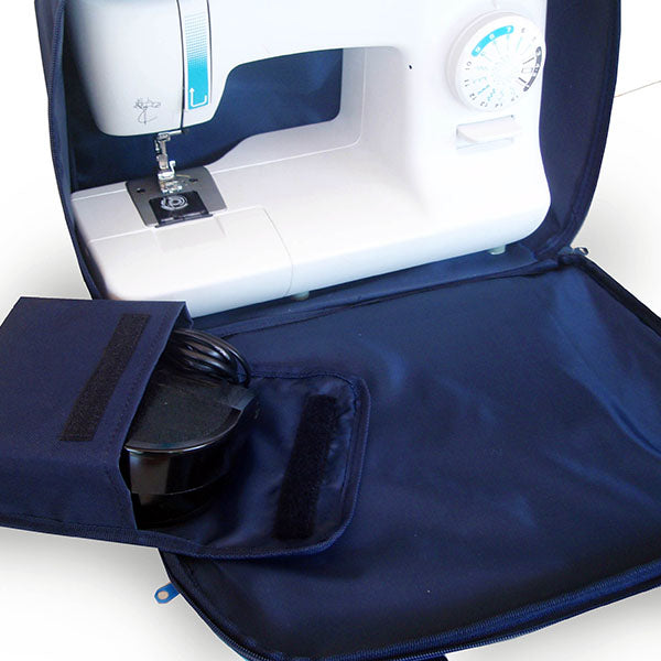 Sewing machine bag - Blue Turquoise