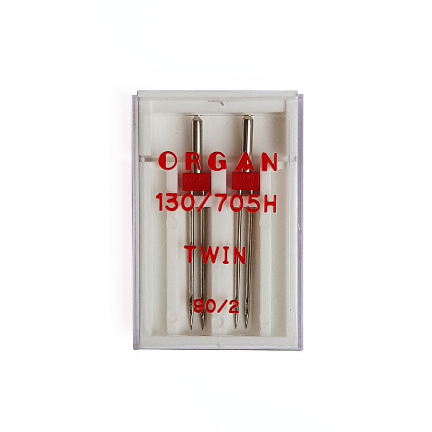 Organ Twin Needle 130/705H Size 90/2.0