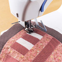 Walking Foot with Sewing Guide