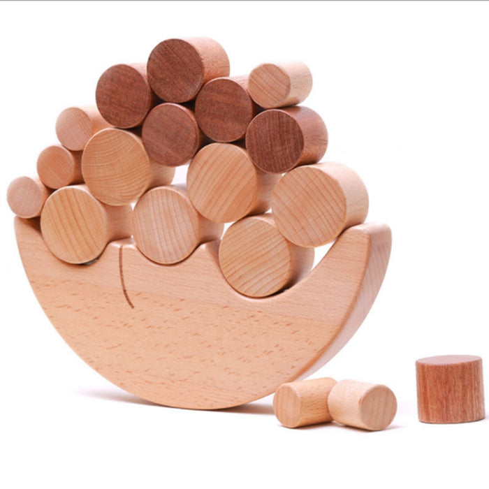 Natural Wooden Balance Toy