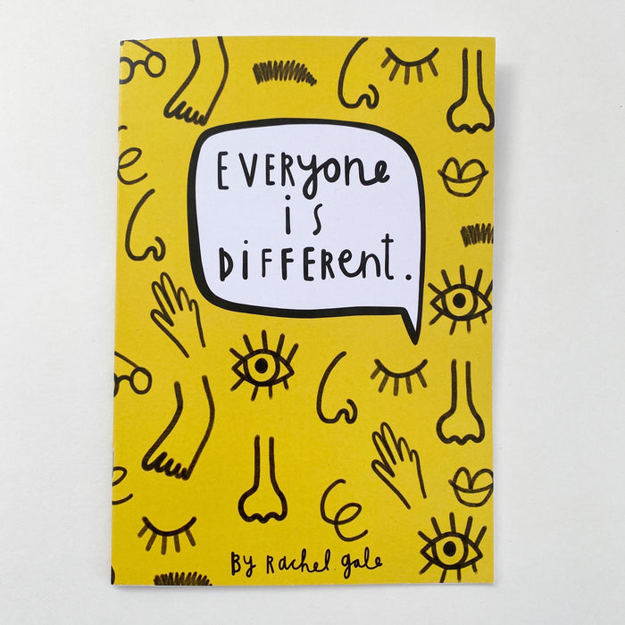 Everyone Is Different