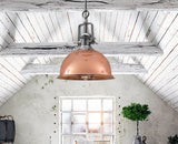 CASTLE COPPER PENDANT LIGHT INDUSTRIAL COMMERCIAL FOR KITCHEN CAFE RESTAURANT