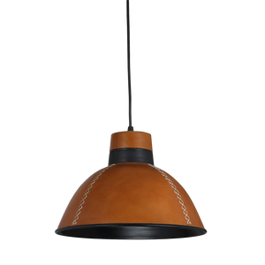 leather kitchen counter pendant light