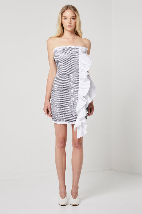 Climate Dress White