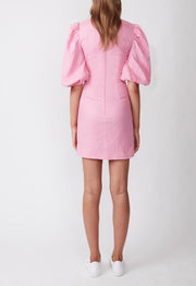 Floating On A Cloud Mini Dress Azal