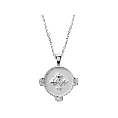 Hope Necklace Stirling Silver