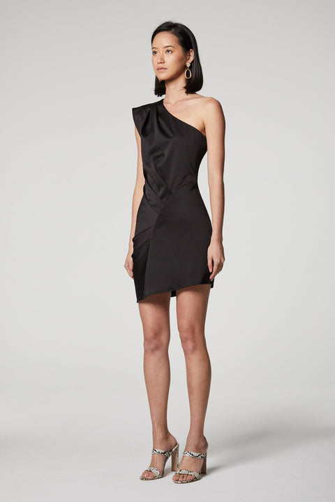 Mercury Dress Black