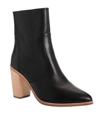 ZK Footwear | Remit Boot Black | Chich Boutique Lygon Street, Brunswick East