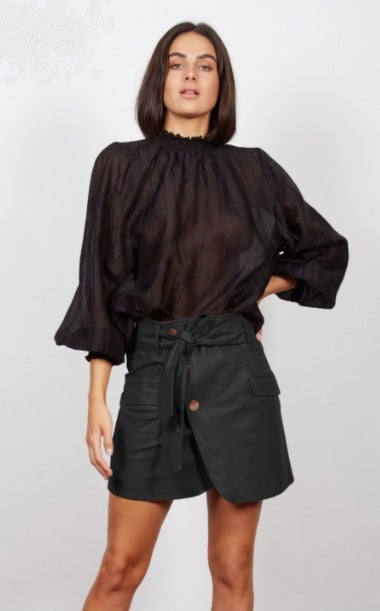Zimi Skirt Black