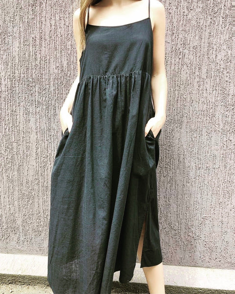 Pocket Maxi Black