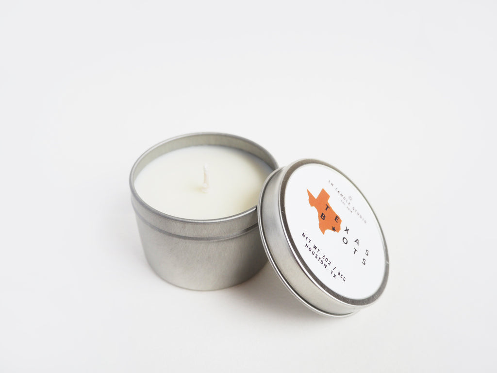 Texas Boots Candle - LH CANDLE STUDIO