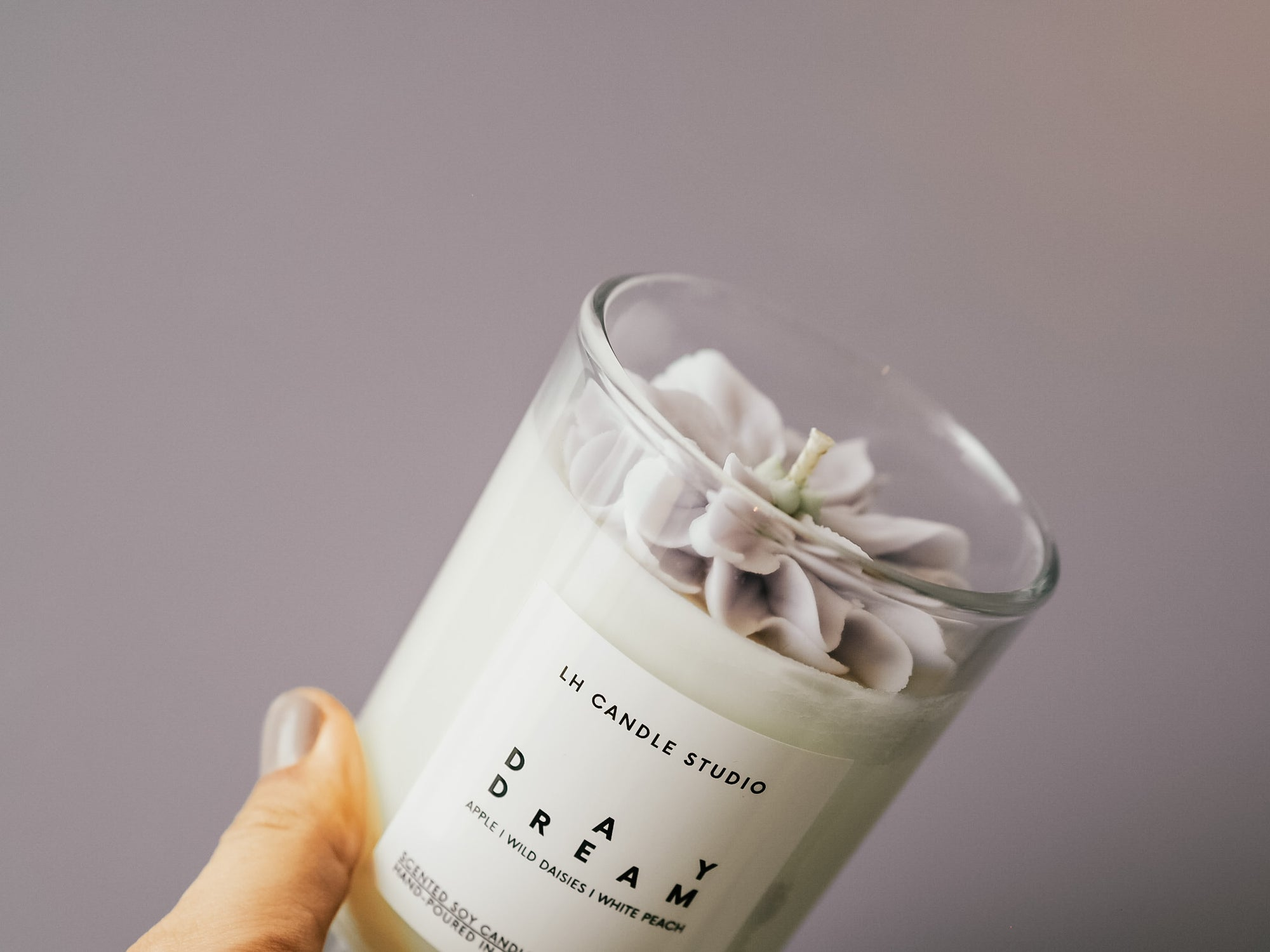 Day Dream Candle - LH CANDLE STUDIO