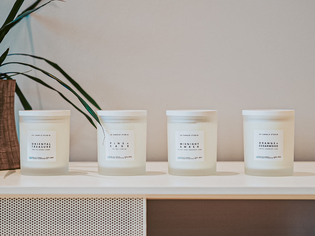 Classic candle bundle ($66 value) - LH CANDLE STUDIO