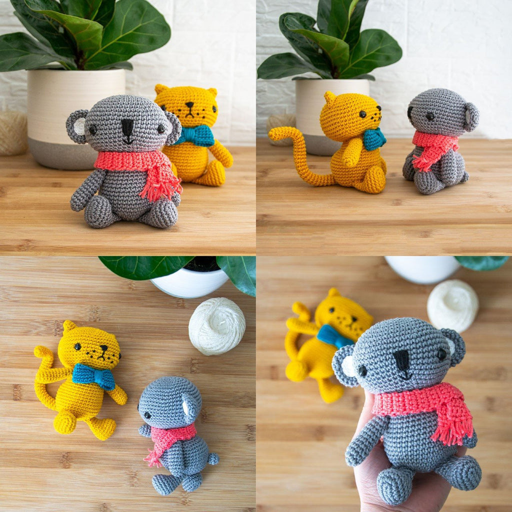 Airali Design KYLIE THE KOALA - [variant_title] - Beautiful Knitters