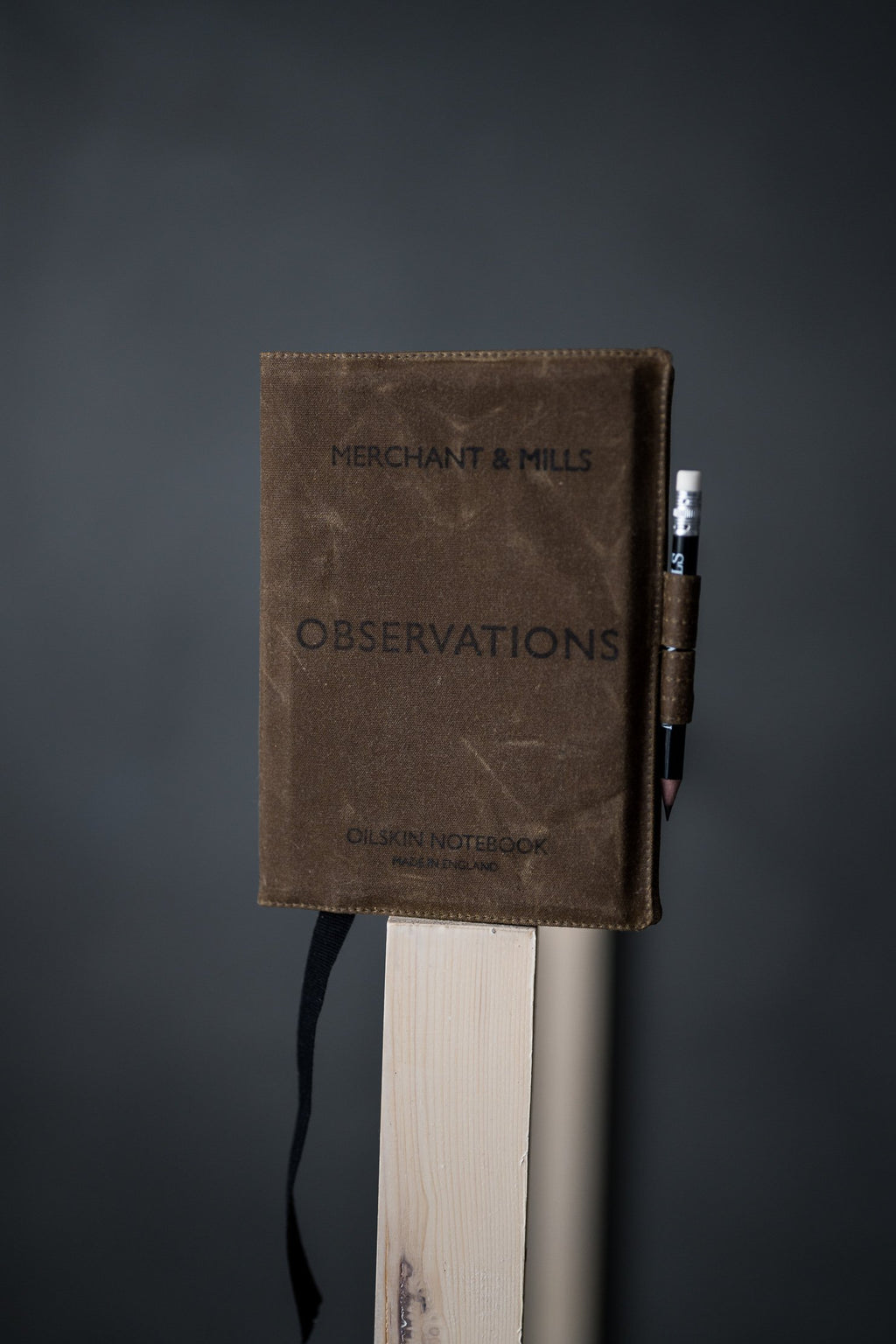 Merchant & Mills OBSERVATIONS NOTEBOOK - Beautiful Knitters
