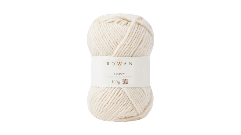 Rowan COCOON - 801 Polar - Beautiful Knitters