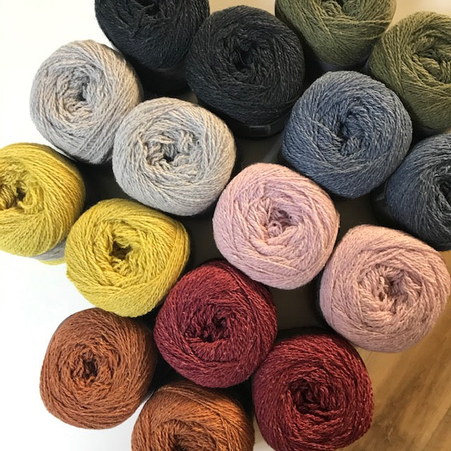 Hjertegarn WOOL SILK - [variant_title] - Beautiful Knitters