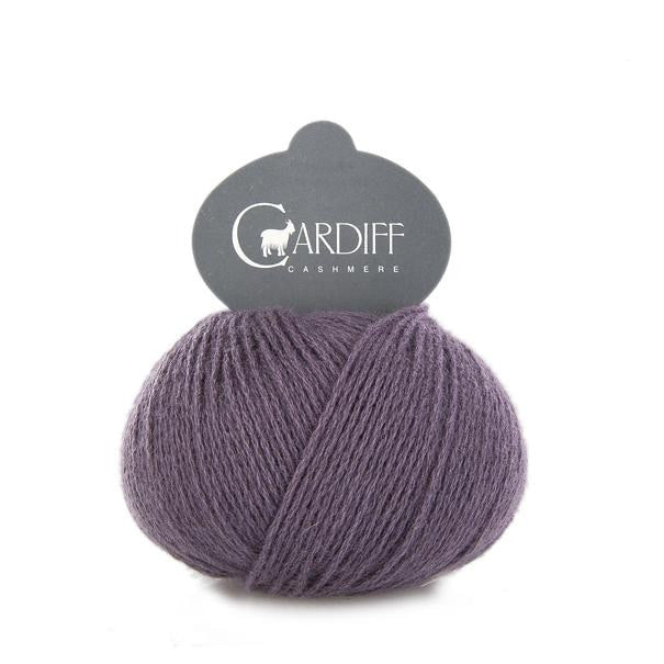 Cardiff Cashmere CLASSIC - Gospel 657 - Beautiful Knitters