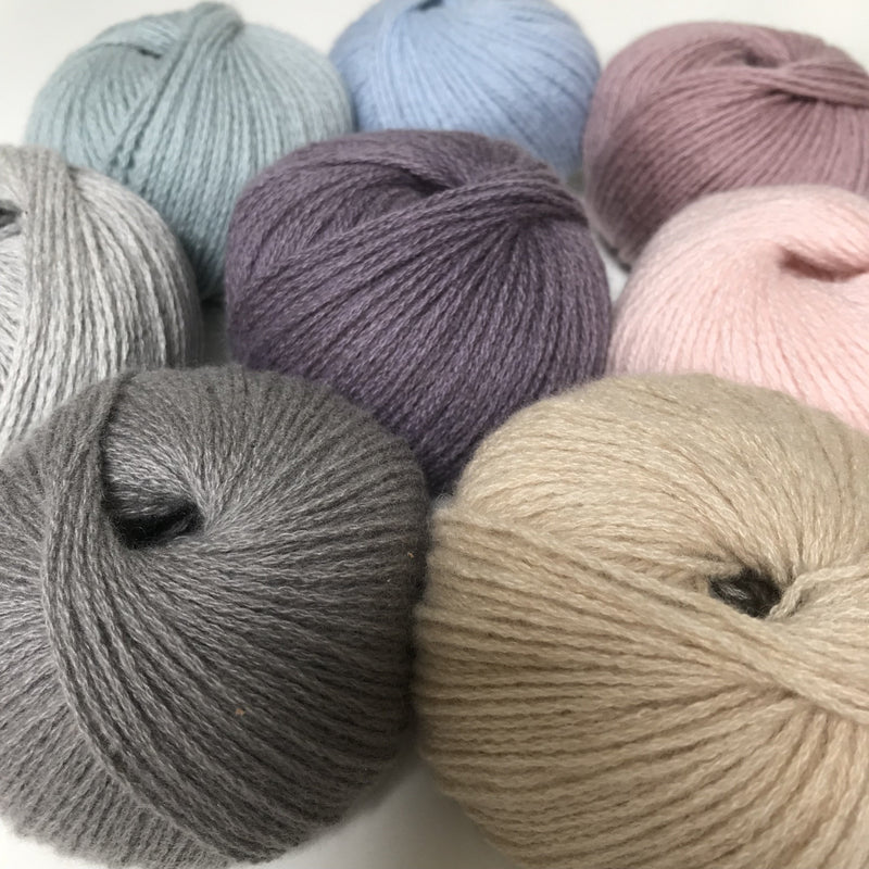 Cardiff Cashmere CLASSIC  - Beautiful Knitters