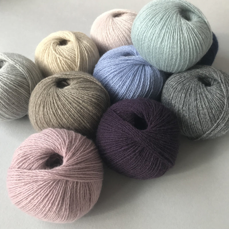 Cardiff Cashmere SMALL - [variant_title] - Beautiful Knitters