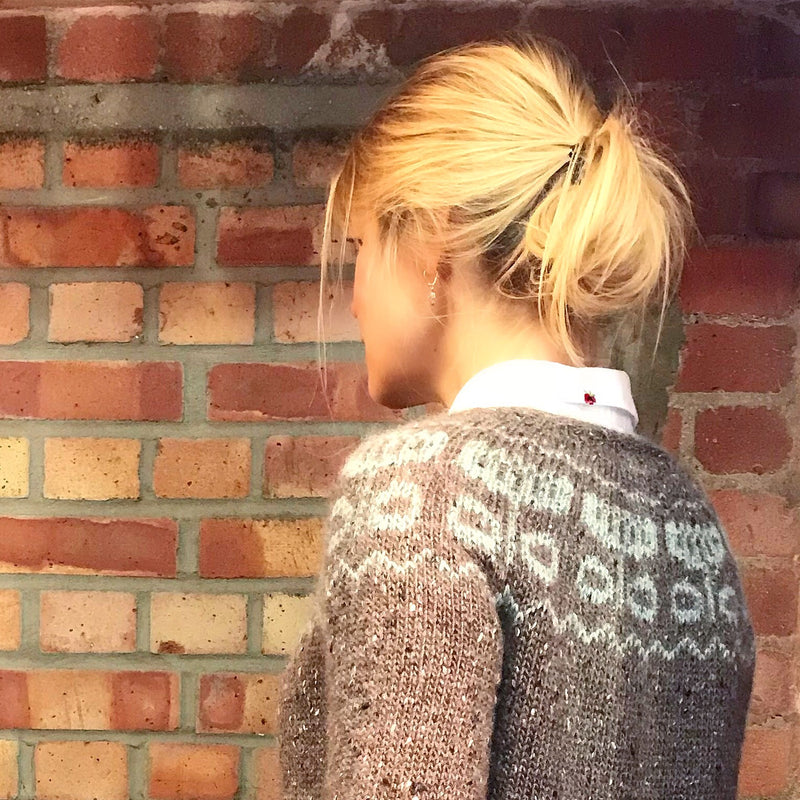 Dahlia Pullover - [variant_title] - Beautiful Knitters