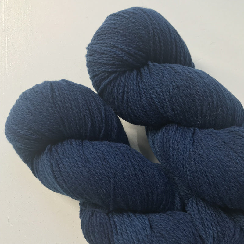 Hey Mama Wolf MOKOSH - Indigo - Beautiful Knitters