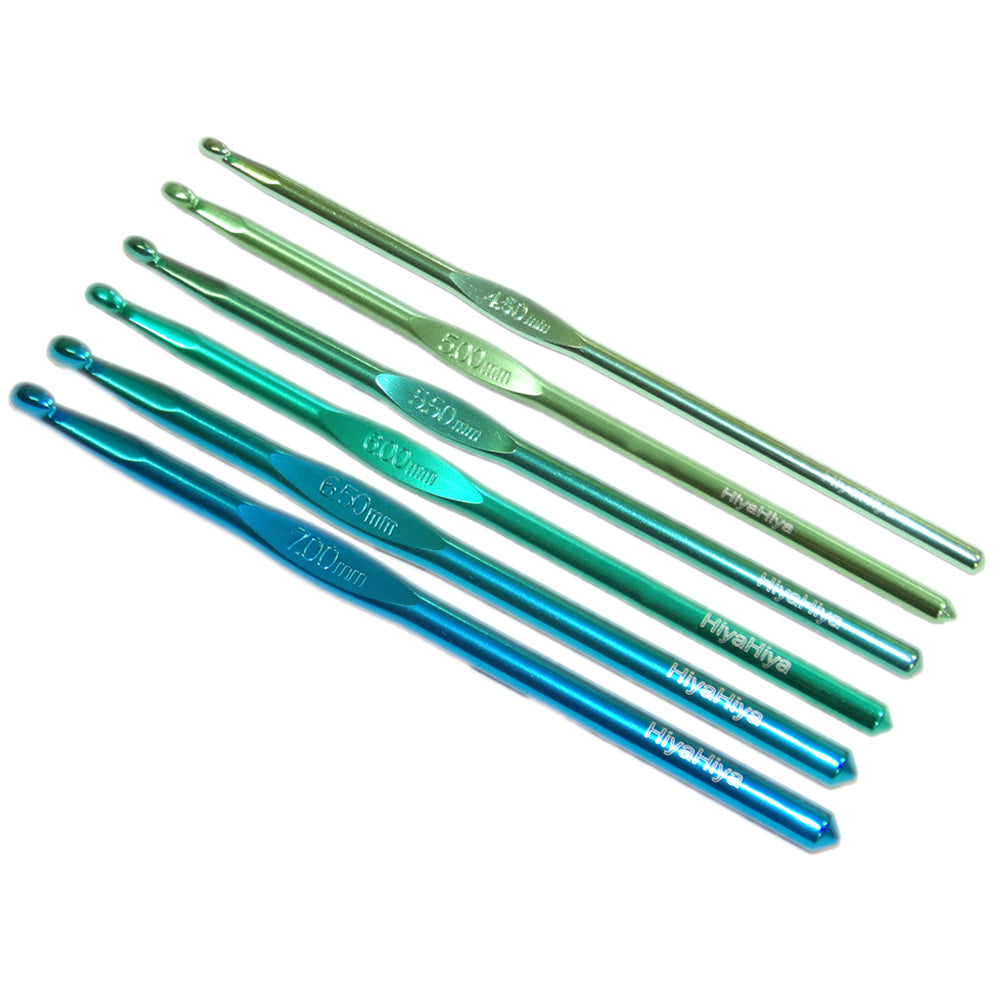 Aluminium Crochet Hooks - Beautiful Knitters