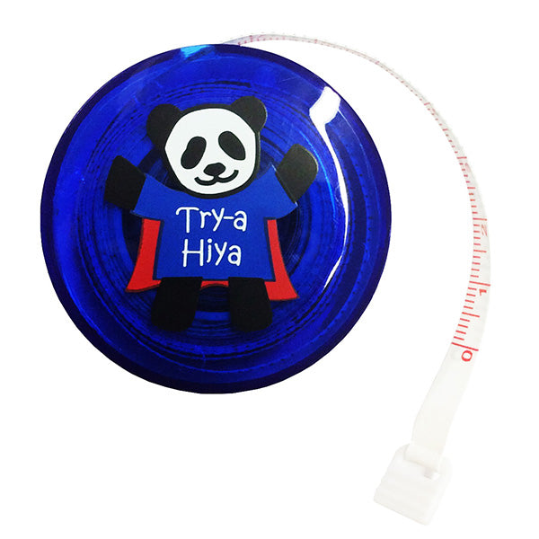 Panda Tape Measure - [variant_title] - Beautiful Knitters