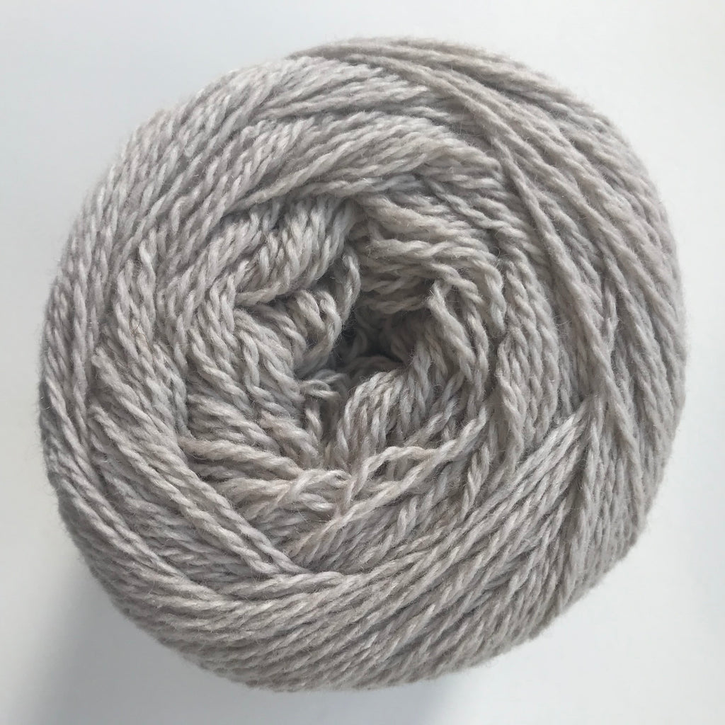 HjerteGarn ORGANIC 350 - WOOL COTTON - 4005 - Beautiful Knitters