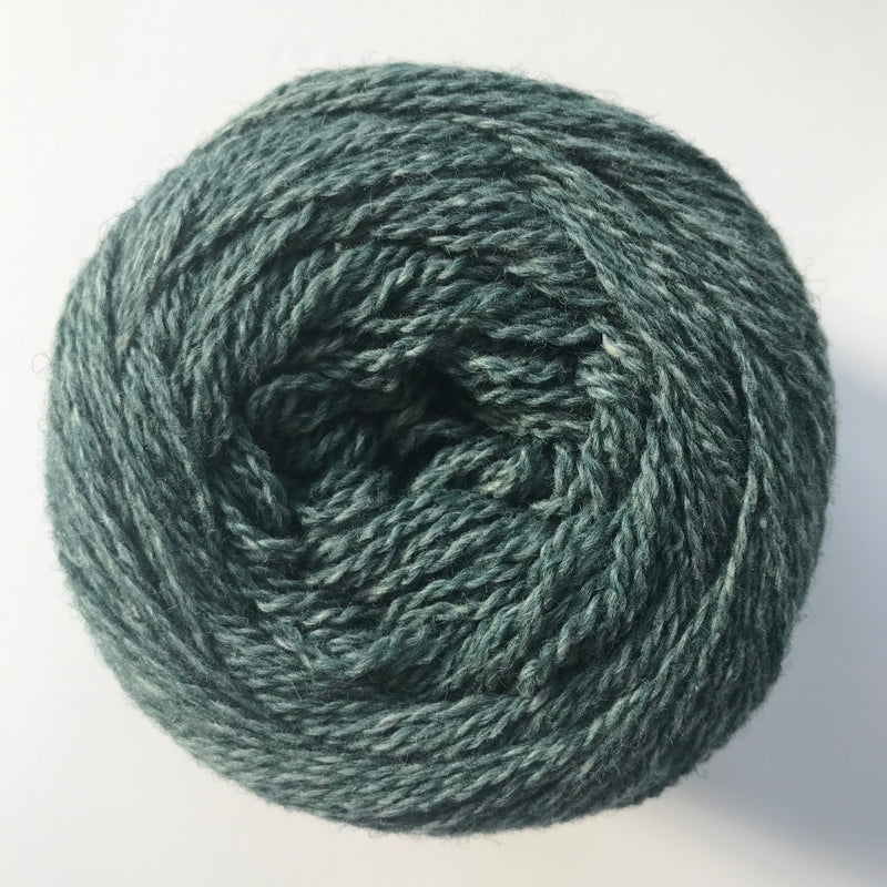 HjerteGarn ORGANIC 350 - WOOL COTTON - 4039 - Beautiful Knitters