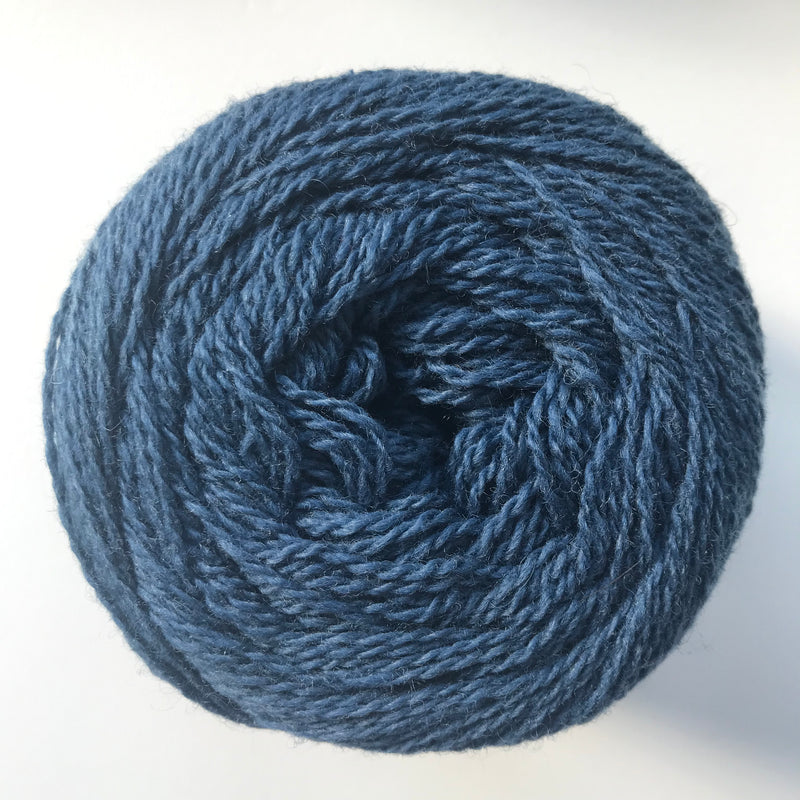 HjerteGarn ORGANIC 350 - WOOL COTTON - 4075 - Beautiful Knitters