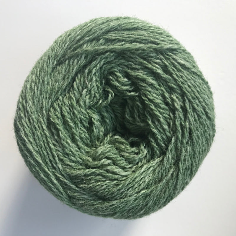 HjerteGarn ORGANIC 350 - WOOL COTTON - 4109 - Beautiful Knitters