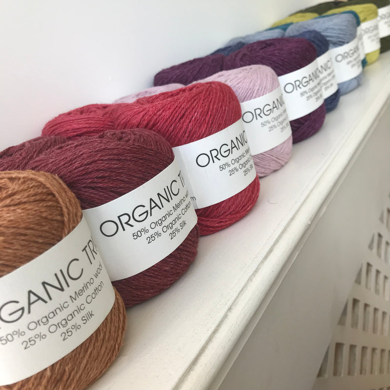 HjerteGarn ORGANIC TRIO - [variant_title] - Beautiful Knitters
