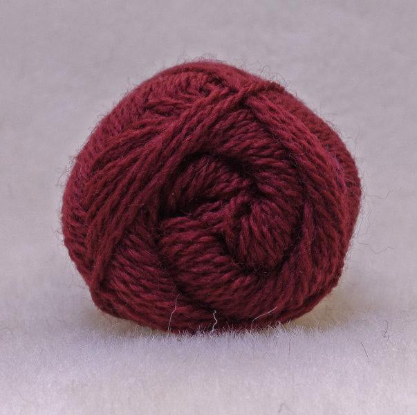 Jamieson & Smith SHETLAND HERITAGE - Berry Wine - Beautiful Knitters
