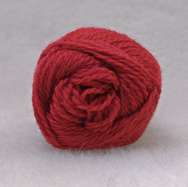 Jamieson & Smith SHETLAND HERITAGE - Madder - Beautiful Knitters