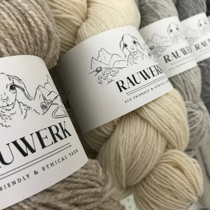 Rauwerk SPORT - Naturally Dyed