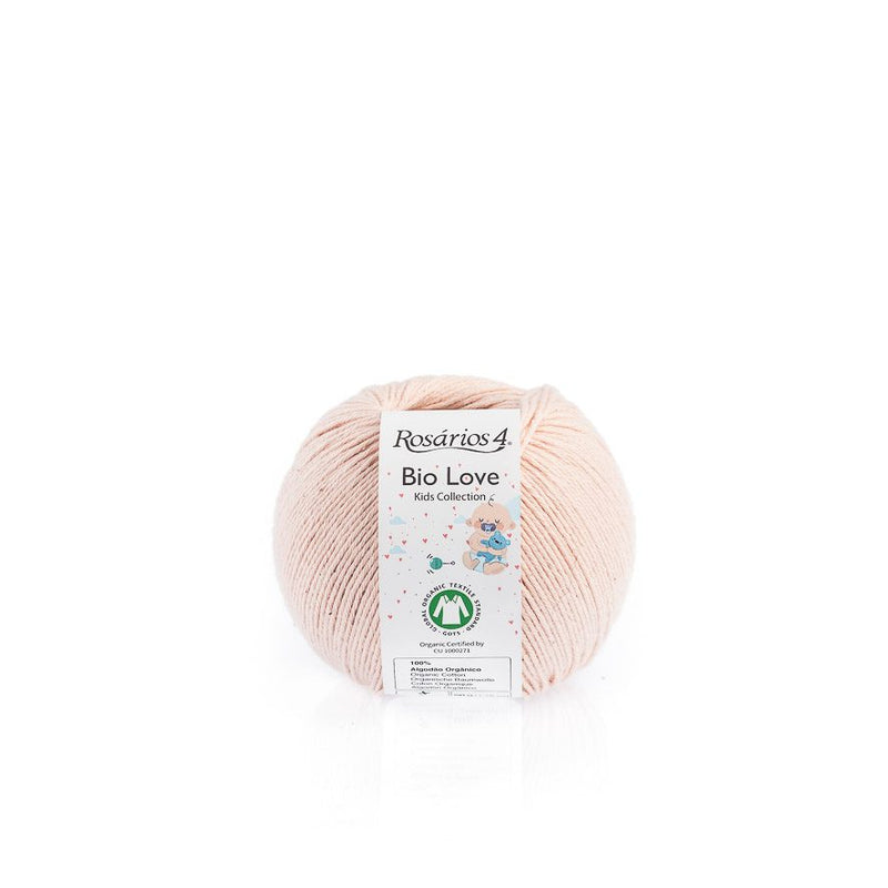 Rosarios4 BIO LOVE - 06 Ballet Pink - Beautiful Knitters
