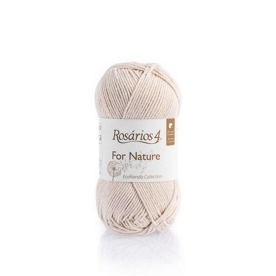 Rosarios4 FOR NATURE - 21 Nude - Beautiful Knitters