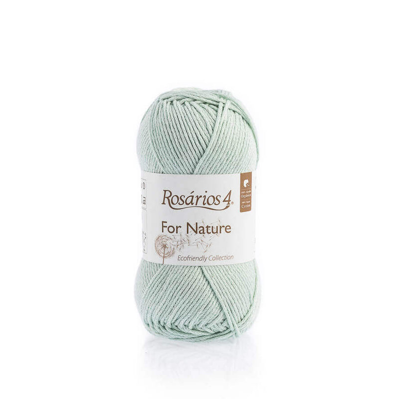 Rosarios4 FOR NATURE - 31 Light Green - Beautiful Knitters