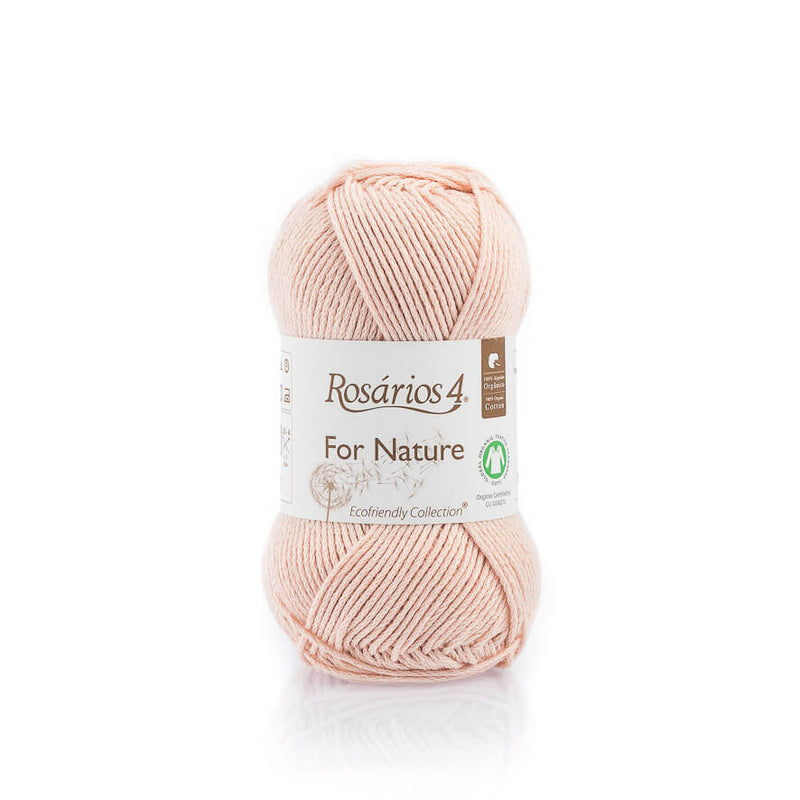 Rosarios4 FOR NATURE - 81 Ballet Pink - Beautiful Knitters