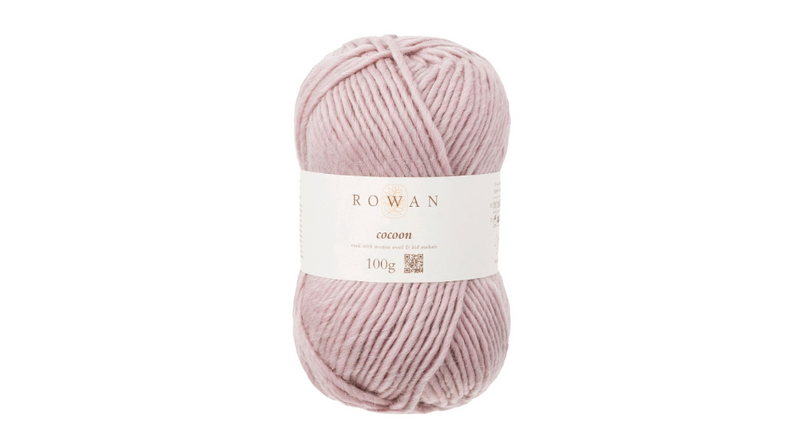 Rowan COCOON - 851 Misty Rose - Beautiful Knitters