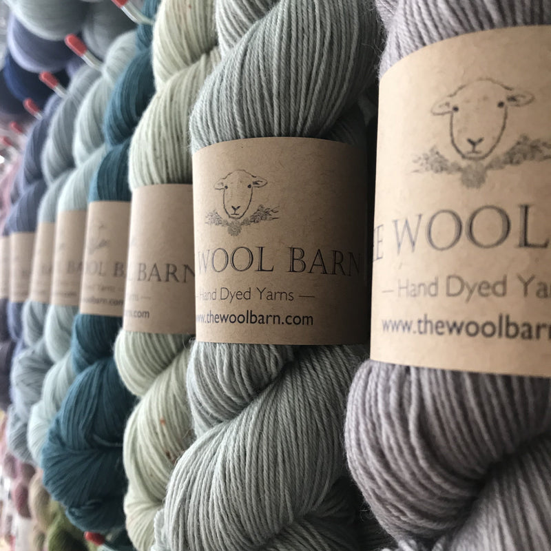 The Wool Barn HERITAGE BFL 4ply - [variant_title] - Beautiful Knitters