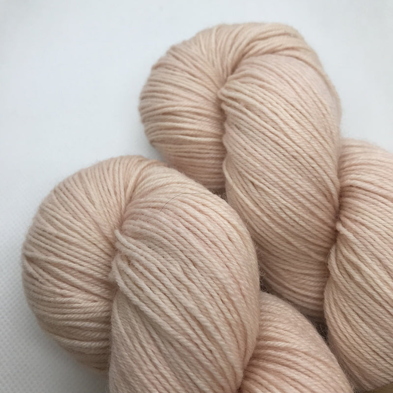 The Wool Barn HERITAGE BFL 4ply - Ballet Slipper - Beautiful Knitters